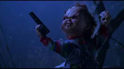 Bride of Chucky - end of chucky