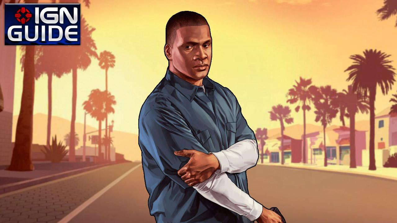 GTA 5 Walkthrough - Story Mission The Long Stretch
