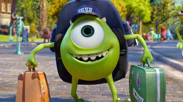 Monsters University - Cast & Crew Interviews