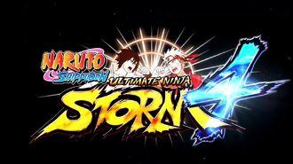 Naruto Shippuden Ultimate Ninja 4 Storm Gamescom 2015 Trailer