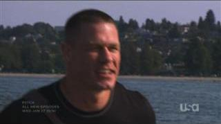 PSYCH JOHN CENA IS COMING TO PSYCH