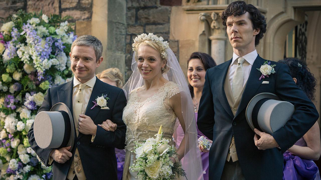 Sherlock - The Sign of Three Conversation