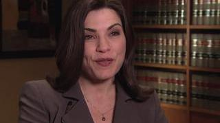 THE GOOD WIFE IN SICKNESS
