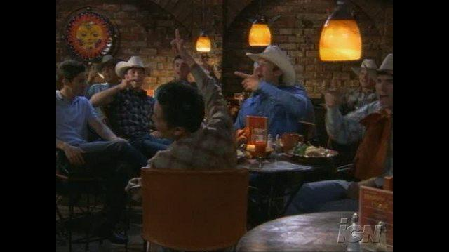 The O.C. TV Clip - The Bullit Brothers