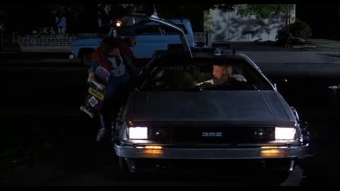 Back to the Future - Back home