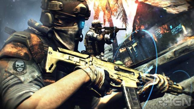 Ghost Recon Future Soldier Multiplayer Trailer