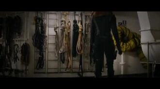 """Marvel's Captain America The Winter Soldier - Clip """"Engine Room Secure"""""""