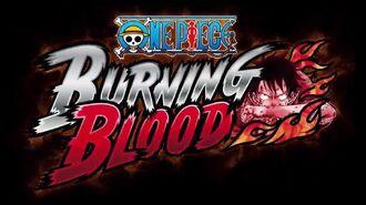 One Piece Burning Blood Trailer 2