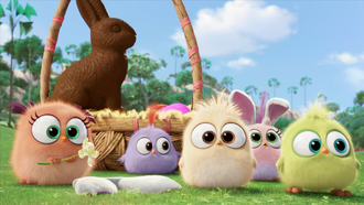 """The Angry Birds Movie - """"Easter Greetings"""""""