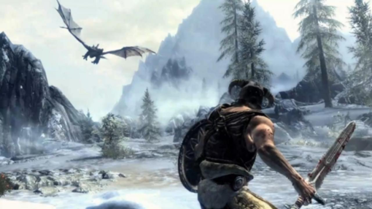 The Elder Scrolls V Skyrim Video Review