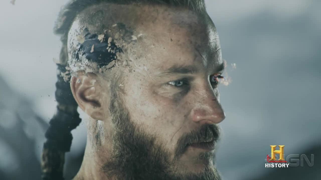 Vikings - Season 2 Teaser