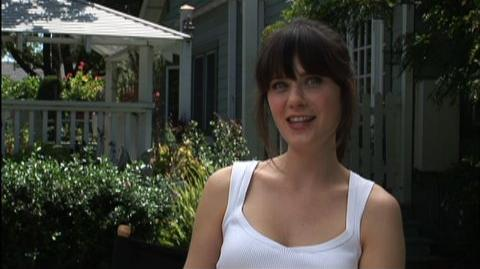 "500 Days Of Summer (2009) - Interview Zooey Deschanel ""On a man's heartbreak"""