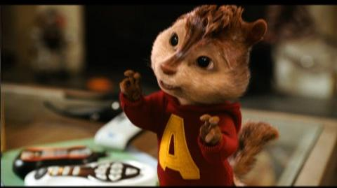 Alvin And The Chipmunks The Squeakquel (2009) - Clip Extremely popular