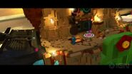 The Lego Movie 100% Walkthrough - Level 08 Escape Cloud Cuckoo Land