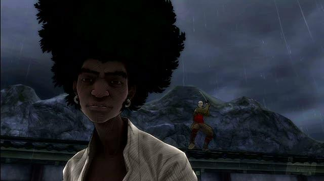Afro Samurai PlayStation 3 Gameplay - One vs. Army