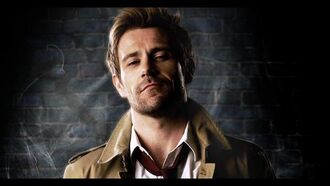 Constantine - SDCC Fan Reaction