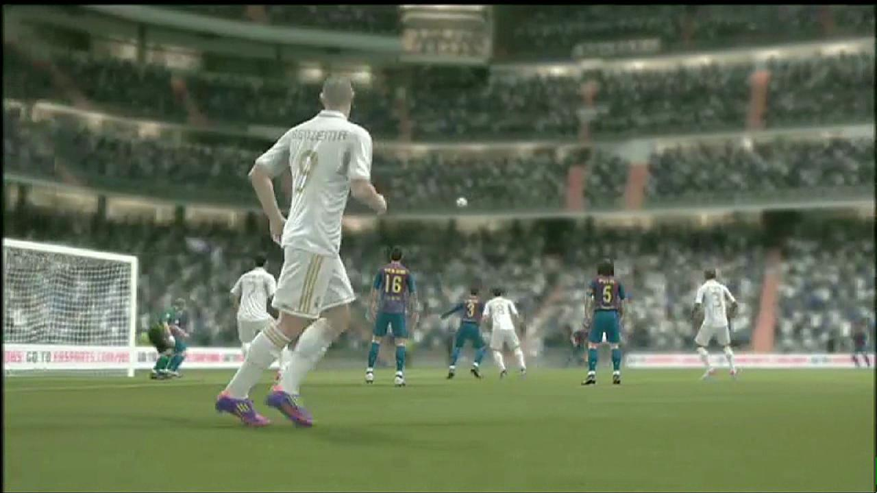 Gamescom FIFA 12 Trailer