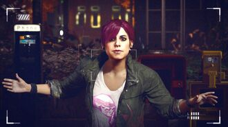 Infamous First Light Trailer - E3 2014