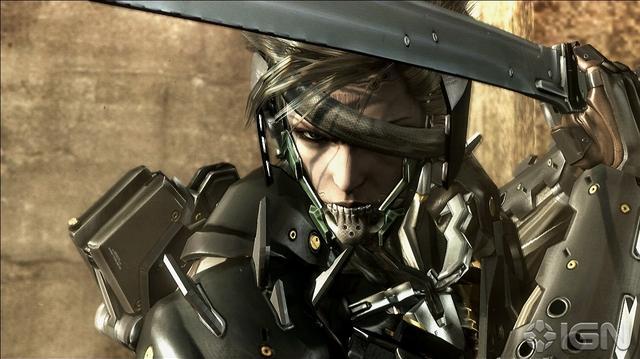 Metal Gear Rising Revengeance Metal Gear Ray Boss Battle