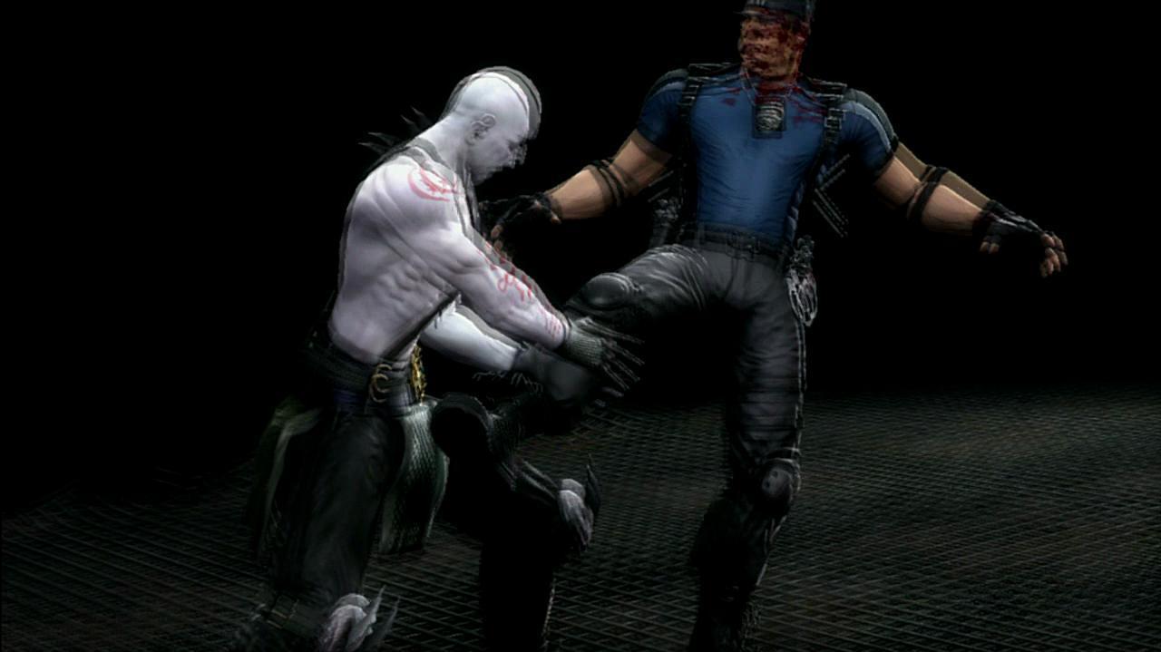 Mortal Kombat Quan Chi Fatalities