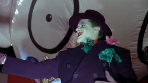 Batman - The parade