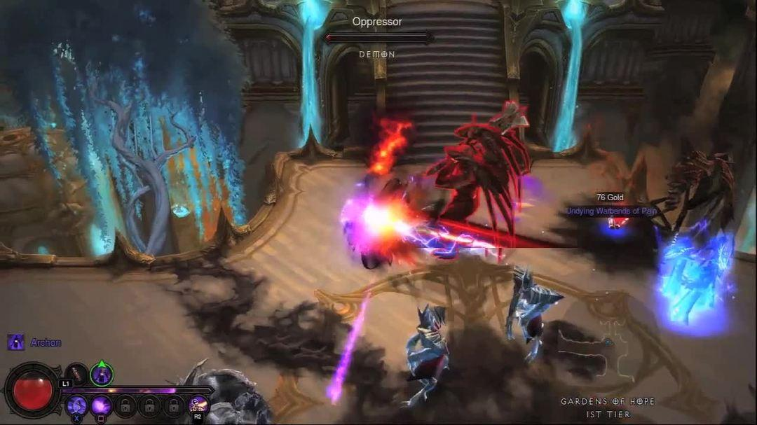 Diablo III on PS4 - Conversations with Creators
