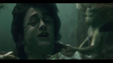 Harry Potter and the Goblet of Fire - The Second Task