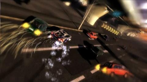 Anarchy Rush Hour (VG) (2010) - Real streets trailer