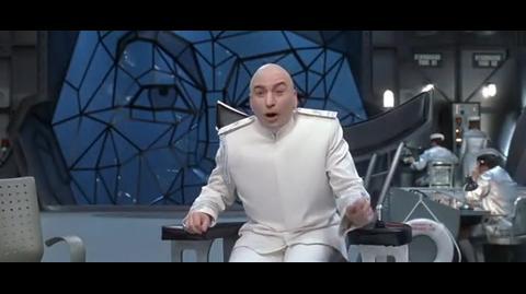 Austin Powers in Goldmember - Scott's evil laugh