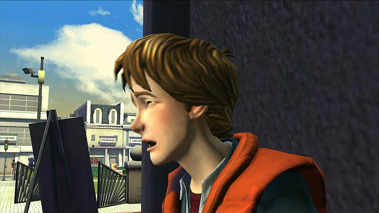 Back to the Future The Game - Episode 3 The New Hill Valley