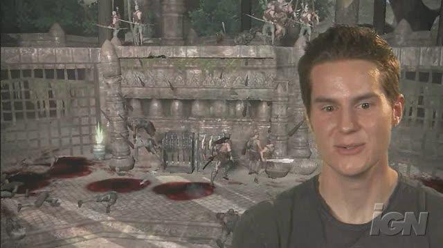 Conan Xbox 360 Feature-Commentary - Making Of (HD)