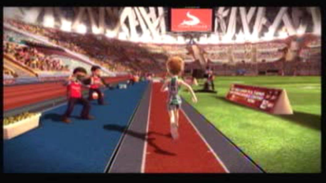 Kinect Sports Video Tip - Long Jump
