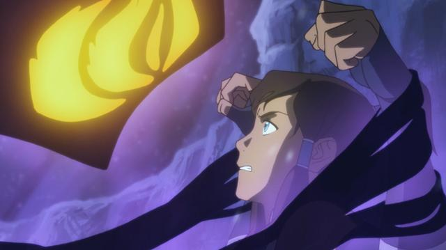 The Legend of Korra - First Book 2 Footage
