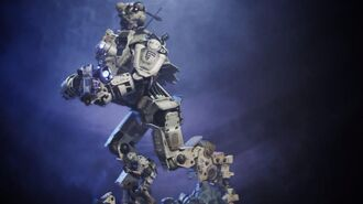 Titanfall Official Collector's Edition Atlas Titan Statue Reveal