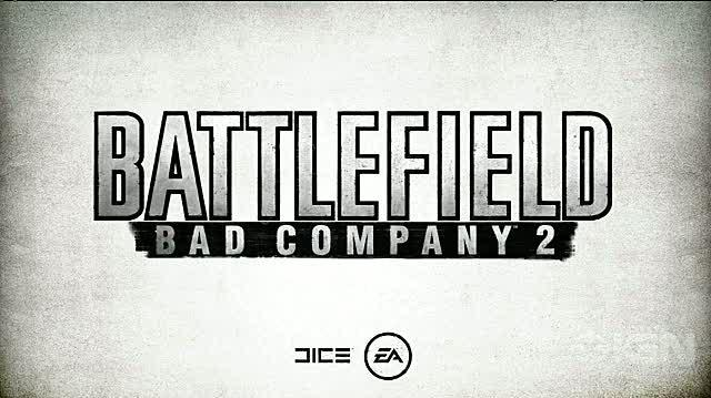 Battlefield Bad Company 2 Xbox Live Trailer - Onslaught Trailer