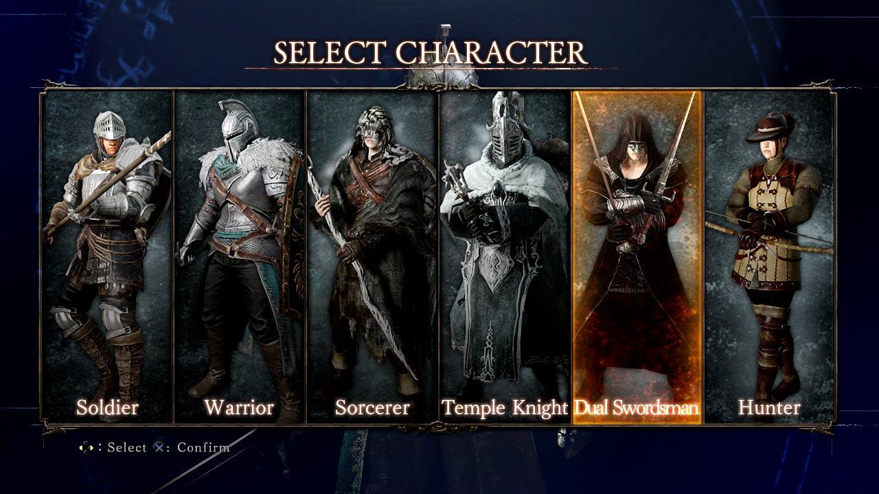 Dark Souls 2 Dual Swordsman Gameplay