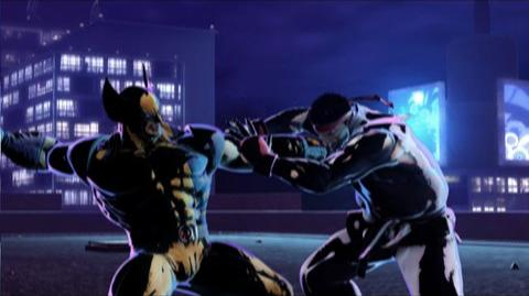 Marvel vs. Capcom 3 Fate Of Two Worlds (VG) (2011) - Announcement trailer