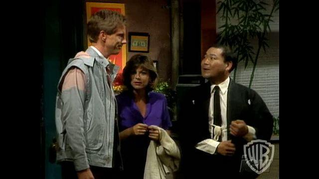 Night Court - The Complete Second Season DVD Clip - Virgin Mary