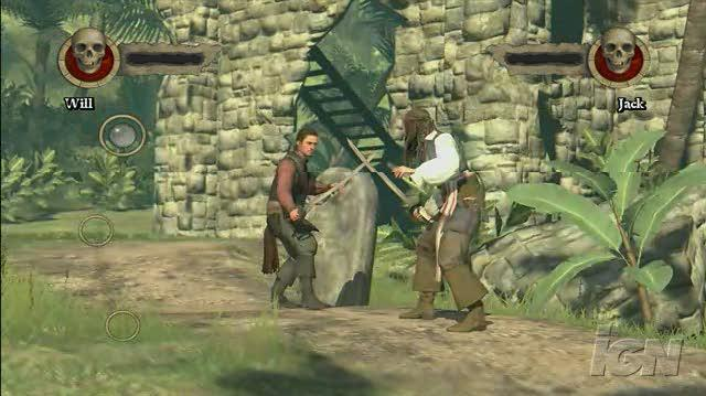 Pirates of the Caribbean At World's End Xbox 360 Gameplay - To The Pain