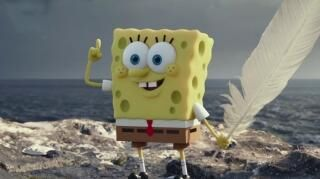 The SpongeBob Movie Sponge Out of Water (UK Trailer 1)