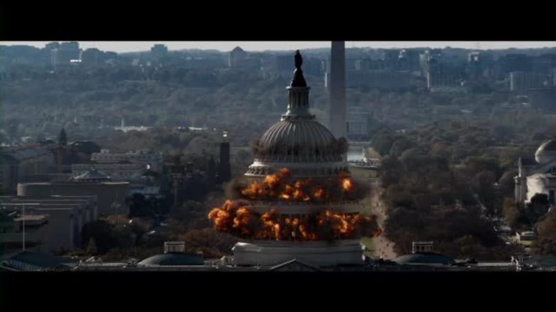 White House Down Trailer 2
