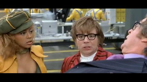 Austin Powers in Goldmember - Like father like son
