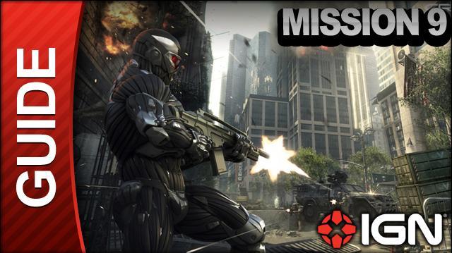 Crysis 2 - Mission 9 Semper Fi or Die - Walkthrough