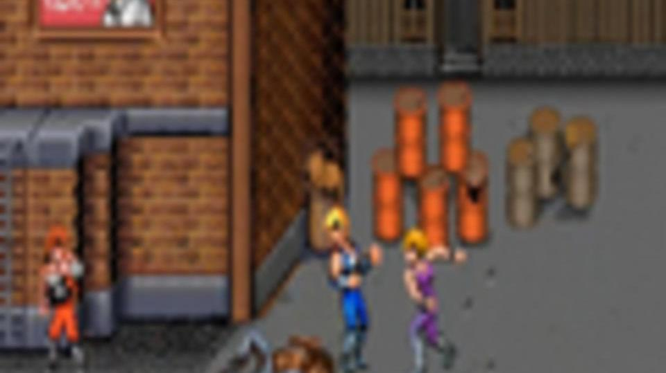 Dorkly Bits Awkward Double Dragon