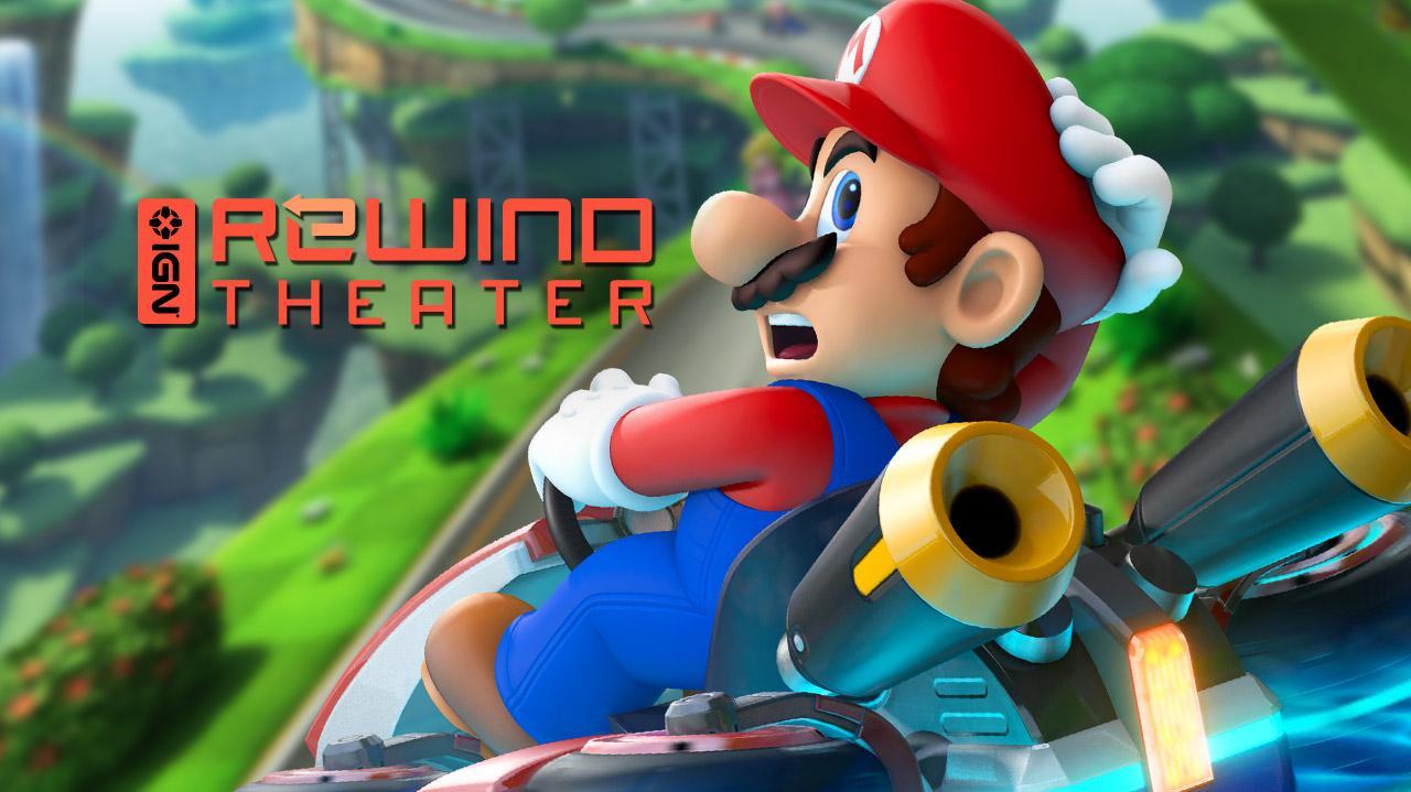 Mario Kart 8 Rewind Theater