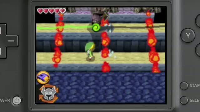 The Legend of Zelda Spirit Tracks Nintendo DS Trailer - E3 2009 Nintendo Conference Trailer
