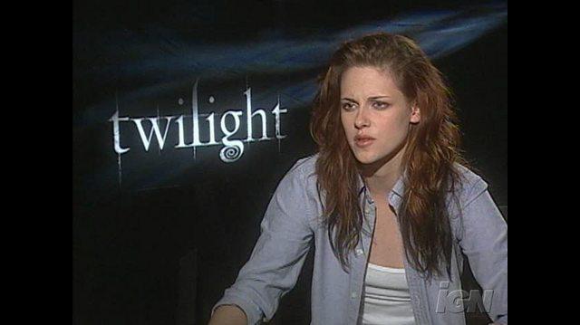 Twilight (2008) Movie Interview - Kristen Stewart
