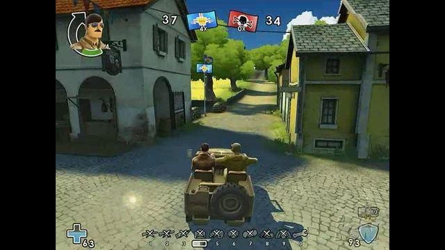 Battlefield Heroes PC Games Gameplay - Killed From Above
