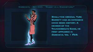 """Daredevil S01E03 """"Rabbit in a Snowstorm"""" - Fan Brain"""