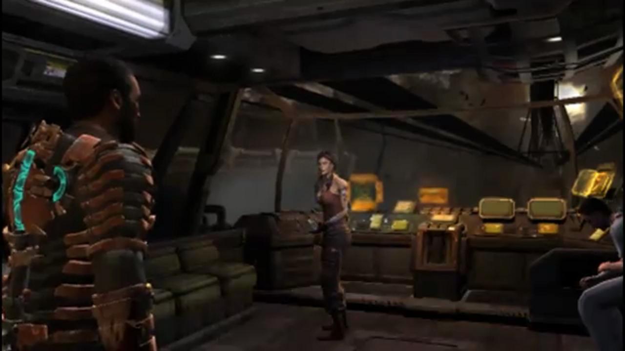 Dead Space 2 - Hardcore Walkthrough - Part 7 of 11 - by Farizle